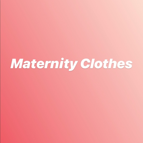 Dresses & Skirts - Wonderful maternity clothes!